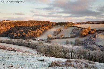 116-richard-kift-a-frosty-morning-near-hawkridge