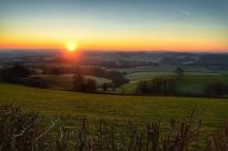 323-richard-cliff-sunrise-seen-from-the-southern-slopes-of-exmoor-near-anstey-common-sunrise-seen-from-the-southern-slopes-of-exmoor-near-anstey-common