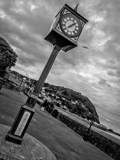 103 Mark Stothard Minehead Jubilee Clock