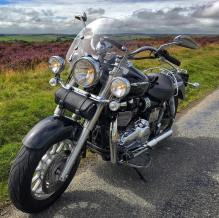123 Martin Webber A nice ride over the Moors