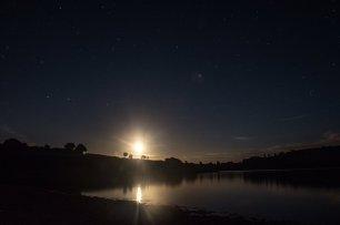 0816-002 Keanu Drone Moon Wimbleball Lake