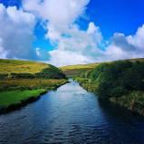 Day 258/365 River Barle #exmoor #exmoor4all #Hipstamatic #Antoni #Hackney #Apollo 📷: @ezpz123