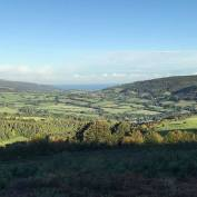 Another beautiful morning on #Exmoor overlooking wooton Courtney through to the Bristol Channel. #exmoornationalpark #perksofthejob #bluesky #fridayfeeling 📷: @floydy33