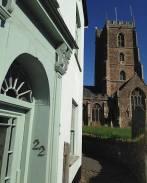 22 Dunster, Somerset, England 🇬🇧 . . . . #england #uk #ukpotd #britain #travel #lovegreatbritain #minehead #britains_talent #todayplaces #swisbest #somerset #loves_united_england #ig_britishisles #village #bestukpics #omgb #buildings #unitedkingdom #map_of_europe #europe #summer #door #uk_greatshots #visit_uk #church #dunster #exmoor #22 #world_shotz 📷: @serialtourist