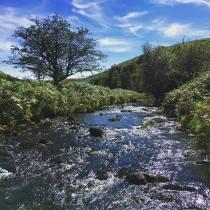 #exmoornationalpark #exmoor #cloudfarm #badgworthywater #somerset #doonevalley 📷: @jonstaffs