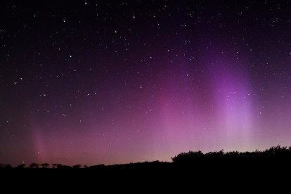 Northern Lights by John Spurr