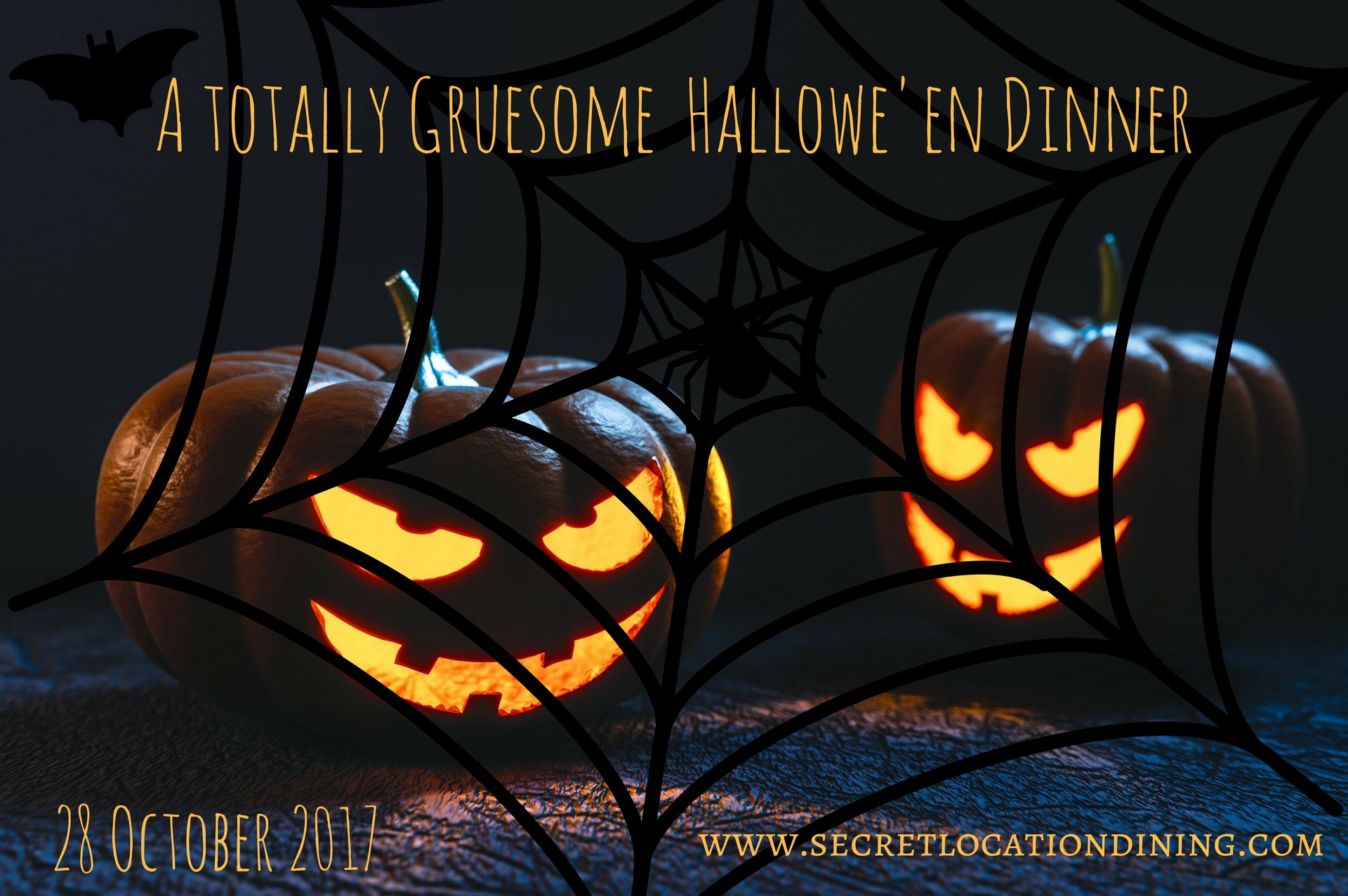 Date for the Diary:  Halloween is coming….