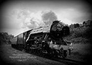 0914 Peter Mather The Flying Scotsman's last run to Minehead