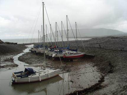 0922 Helen Baggott Misty Porlock Weir