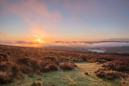 0924 John Spurr Dawn from Porlock Hill