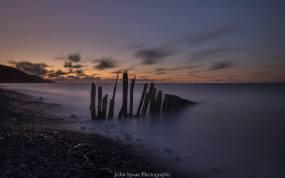 0924 John Spurr Dusk from Porlock Bay on Friday