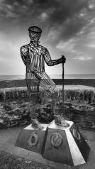 0927 Jayne Measures The walker in lynmouth