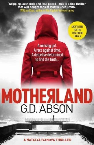 "An Audience with G. D. Abson, author or ""Motherland"""