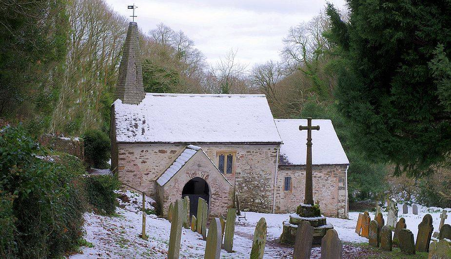 A Walk from Porlock Weir to Culbone Church