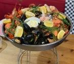 La Petite Bouchée, Seafood Platter