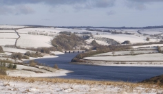 Fiona Keene 01 Wimbleball in snow