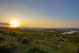 Ralph Ellis, Haddon Hill sunset