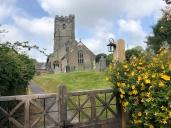 Robert Dowdell, Winsford Church